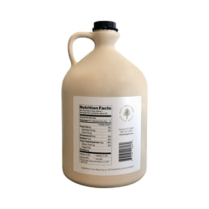 Pure Vermont Maple Syrup Gallon Jug