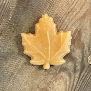 Pure Vermont Maple Candy 2 oz Maple Leaf