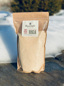 Pure Vermont Maple Sugar 2 lb