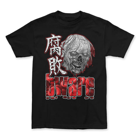 "Bware ""Rot and Decay"" Shirt"