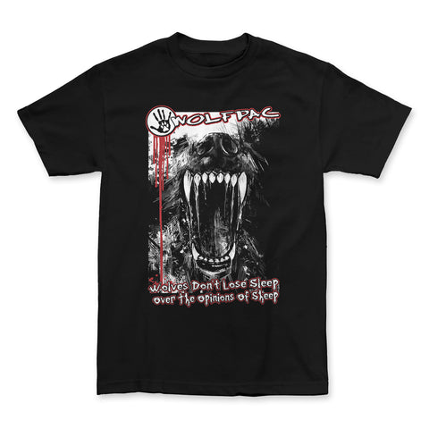 "Wolfpac ""Lose Sleep"" Shirt"