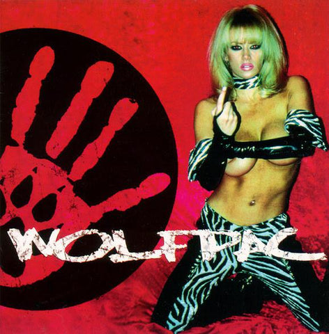 "Wolfpac ""Somthin Wicked This Way Comes"" CD"