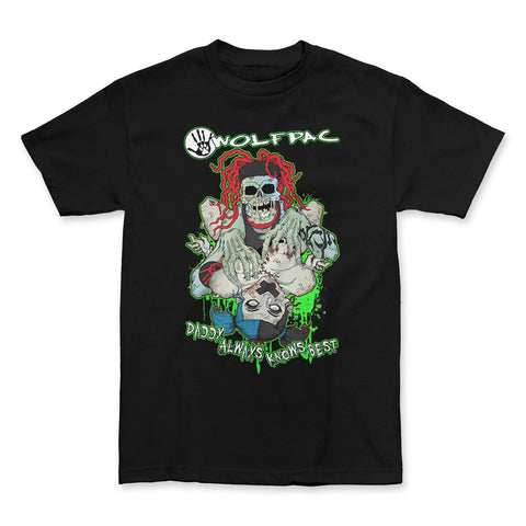 "Wolfpac ""Daddy Always Knows Best"" Shirt"