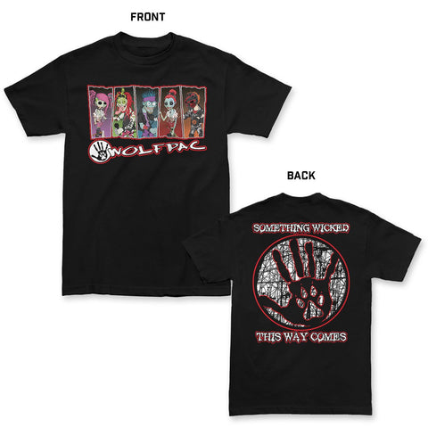 "Wolfpac ""Something Wicked"" Shirt"