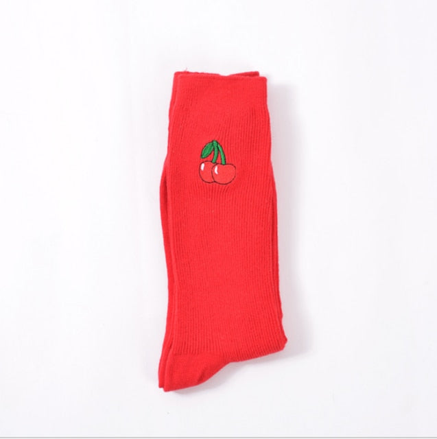 Cute Fruit Socks
