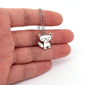 Raccoonie Necklace