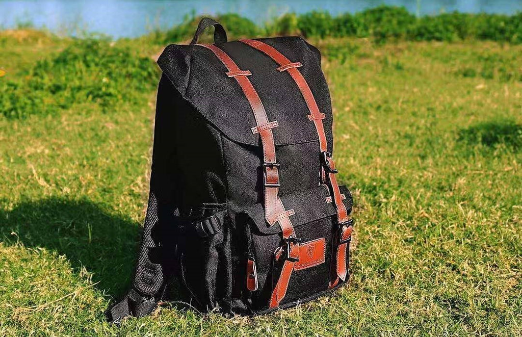 AMERICAN SHIELD backpack Granite 25 series black&brown 1