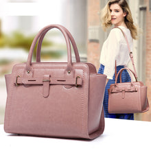 Load image into Gallery viewer, Amethyst M7802 Leather Single-shoulder bag / Handbag - Multiple colors