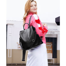 Load image into Gallery viewer, Amethyst M9810 Luxury Leather Single-shoulder bag / Backpack