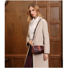 Load image into Gallery viewer, Amethyst AB67 Leather Elegance simplicity fashion Shoulder bag/Tote - Multiple colors