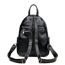 Load image into Gallery viewer, Amethyst M9923 Leather Backpack - Multiple colors