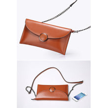 Load image into Gallery viewer, Amethyst AD95 Leather Elegance simplicity Shoulder bag- Multiple colors