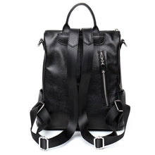 Load image into Gallery viewer, Amethyst M0410 Luxury Leather Single-shoulder bag / Backpack