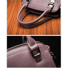 Load image into Gallery viewer, Amethyst M1228 Luxury Leather Single-shoulder bag / Handbag - Multiple colors