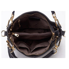Load image into Gallery viewer, Amethyst M7217 Leather Single-shoulder bag / Handbag - Multiple colors