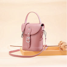 Load image into Gallery viewer, Amethyst AA66 Leather Elegance simplicity Shoulder bag - Multiple colors