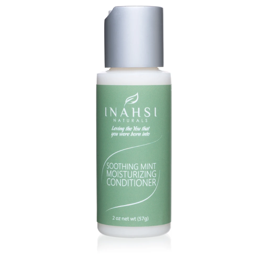 2 oz - Soothing Mint Moisturizing Conditioner