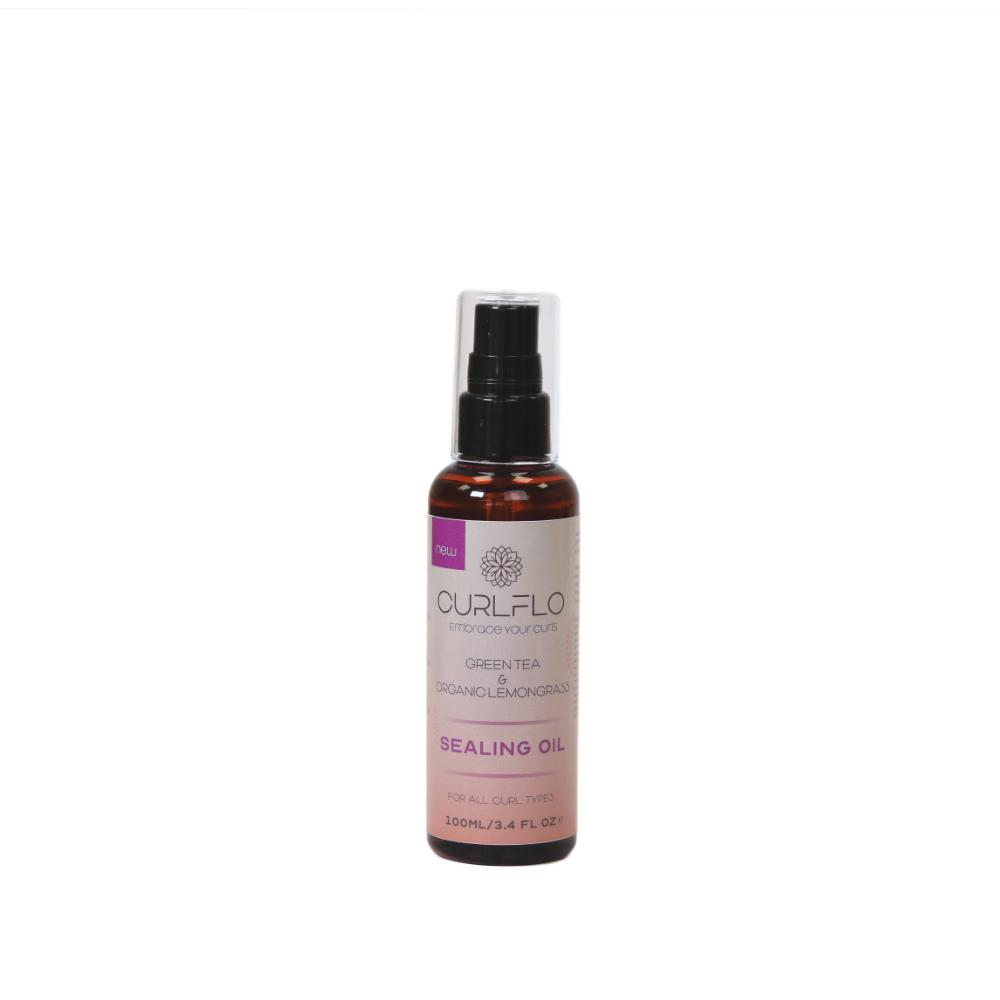 Sealing Hair Oil