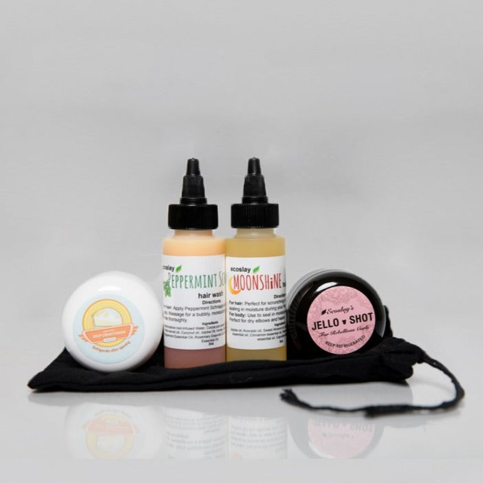 Ecoslay Travel Set (Jello Shot)