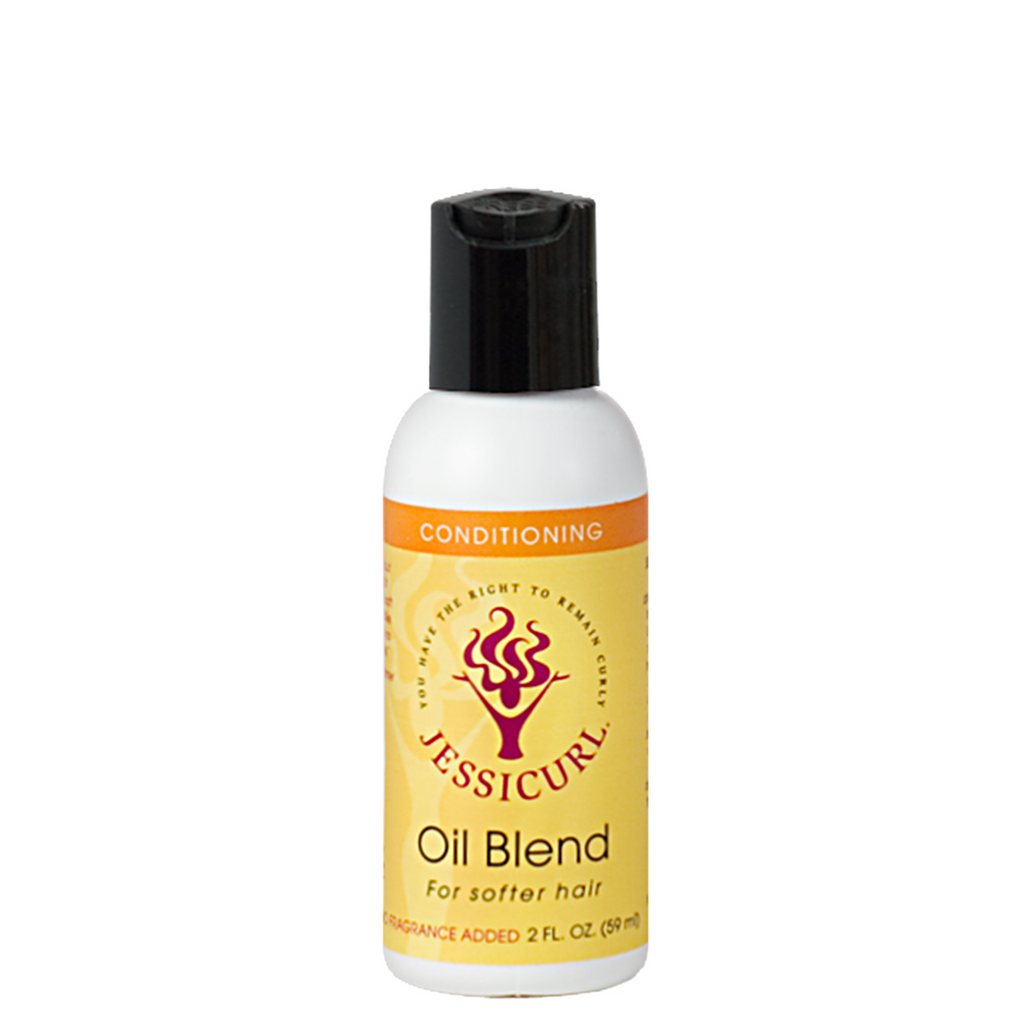 Oil Blend for Softer Hair