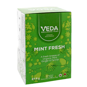 MINT FRESH (16 TEA BAGS)