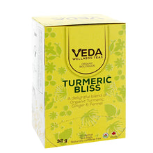 TURMERIC BLISS ( 16 TEA BAGS)