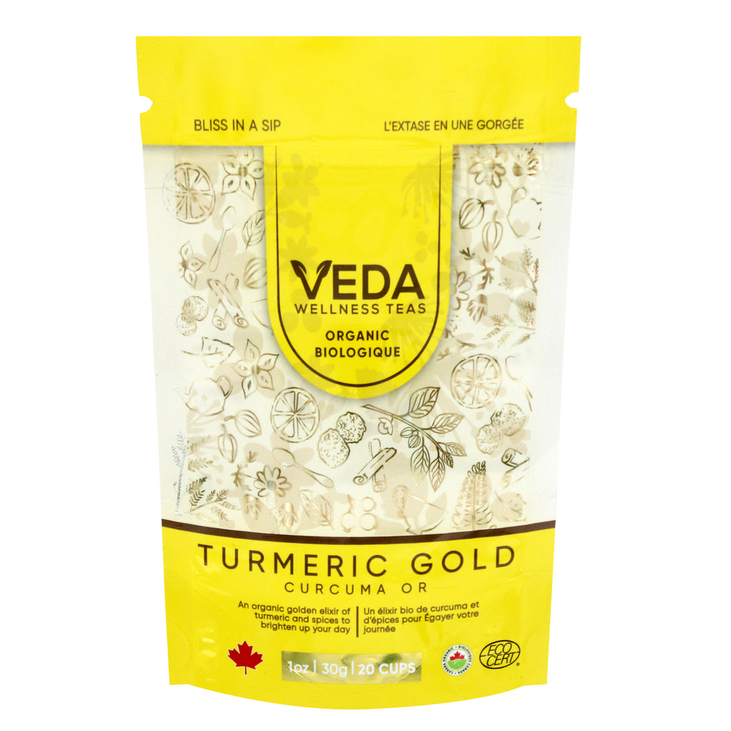 TURMERIC GOLD (Immunity Tea) Loose leaf