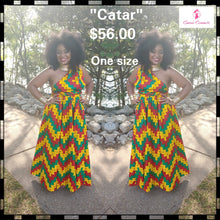 "Load image into Gallery viewer, ""Catar"""