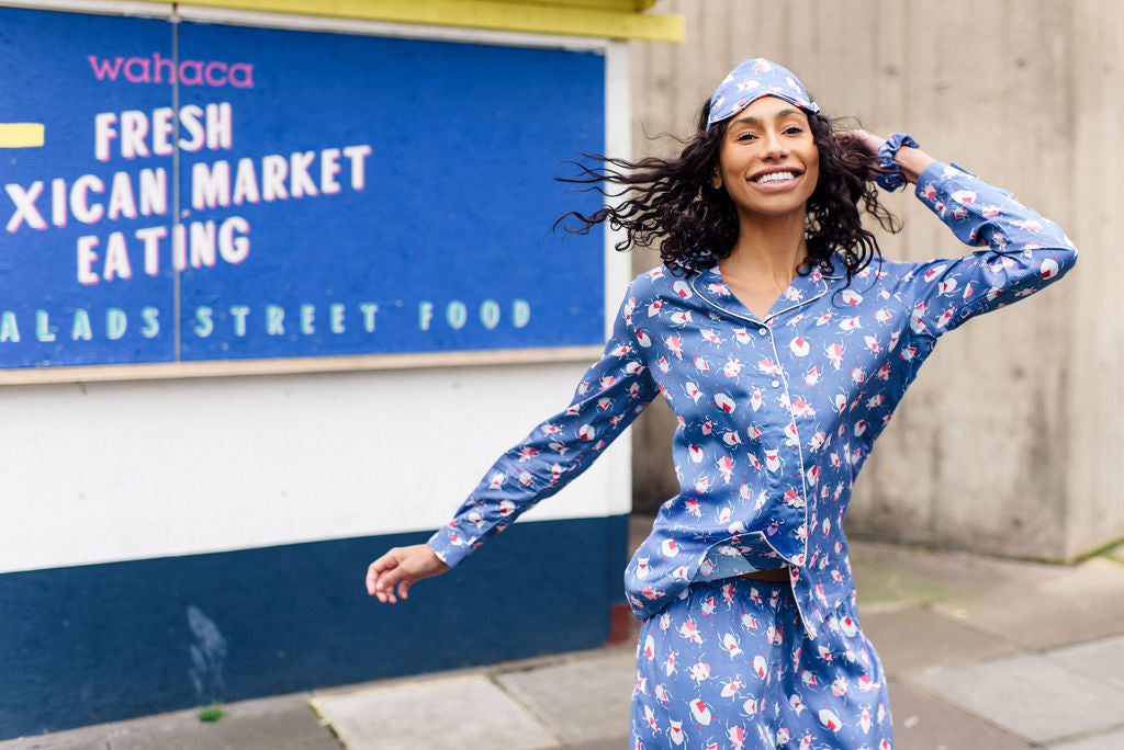 Bamboo Sleepwear for winter and summer