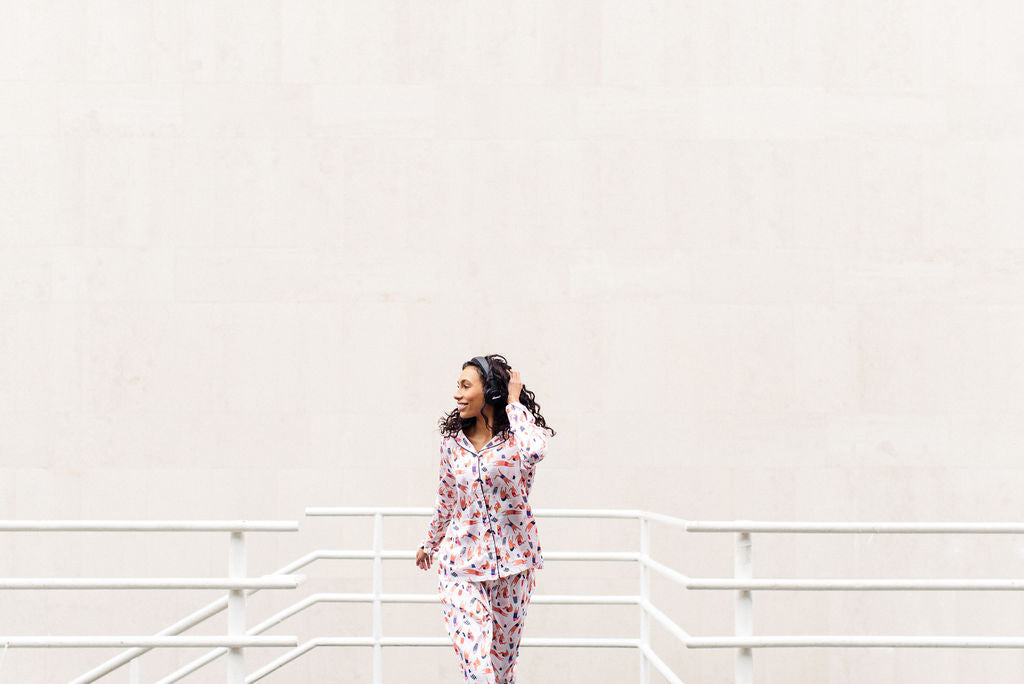 Start your mornings in the best bamboo pyjamas