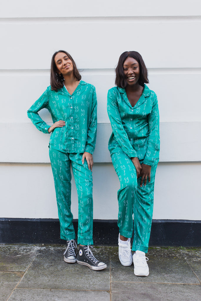 Nightire Bamboo Long Pyjama Sets