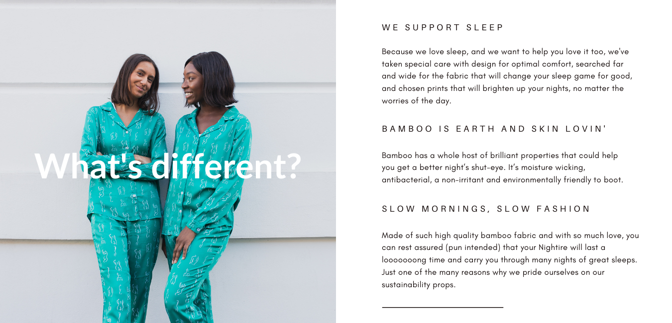 Why is Bamboo Best for Sleep?
