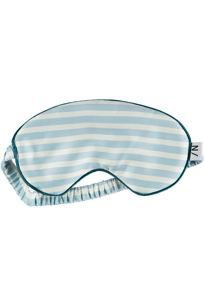 Soft eye mask in organic bamboo