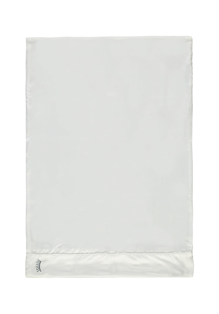 White super soft bamboo pillowcases