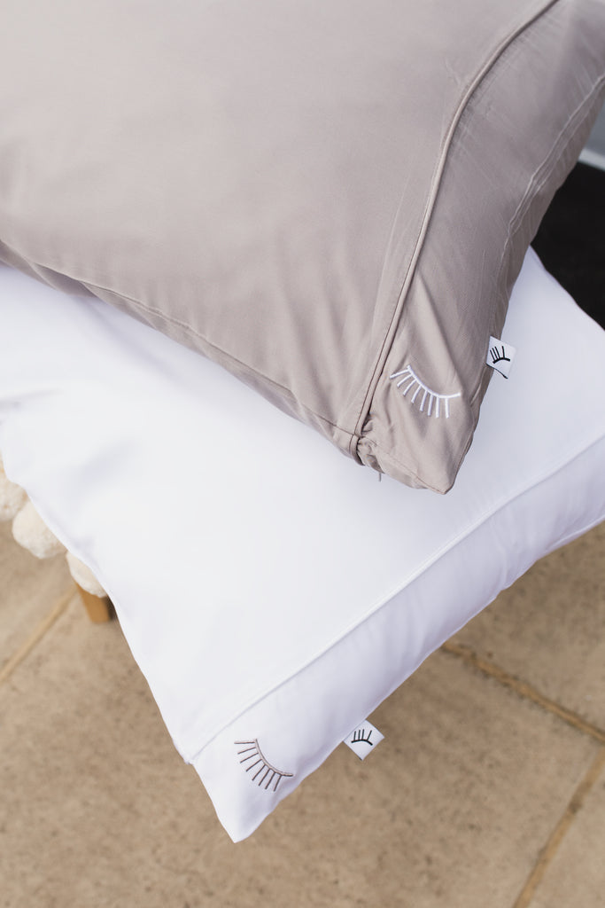 Soft and anti ageing bamboo pillowcases