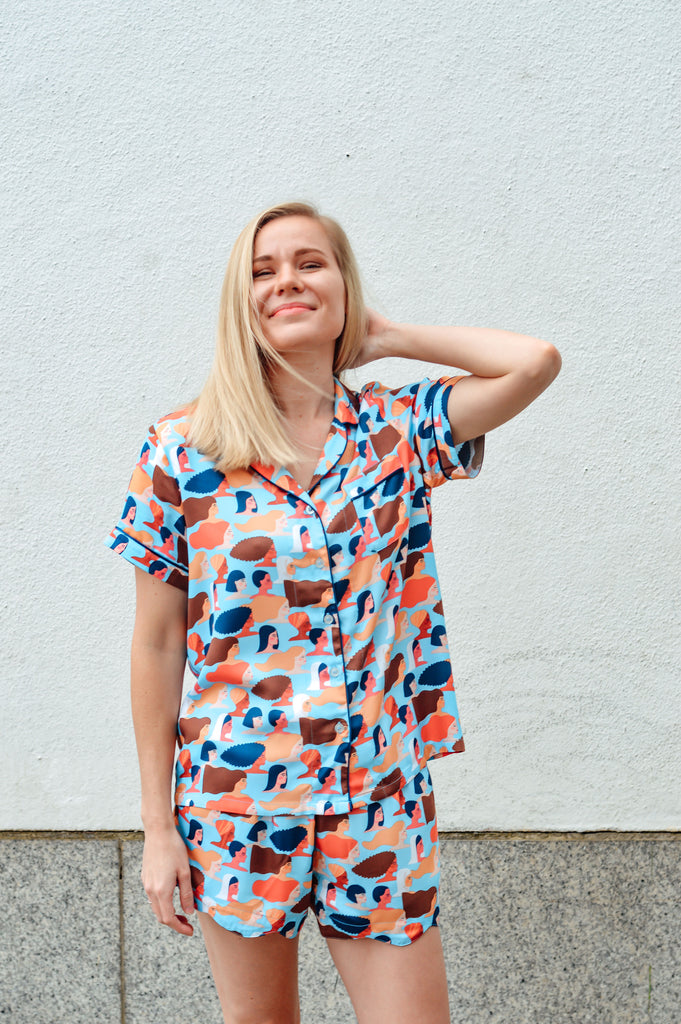 International Women's Day Patterned PJs