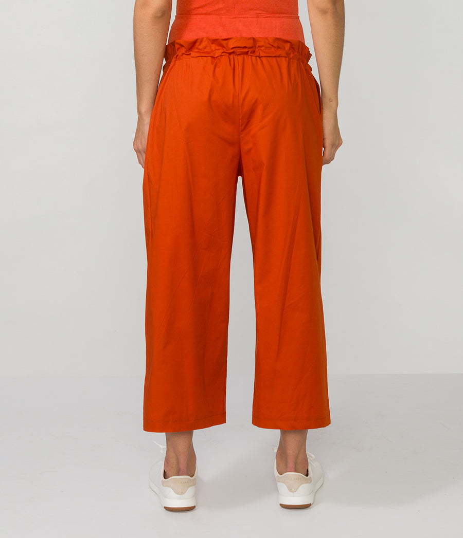 HOLIDAY WEEKEND CROPPED PANTS