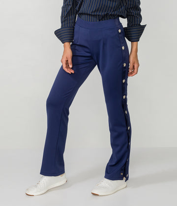 LOVE & BASKETBALL TRACK PANT
