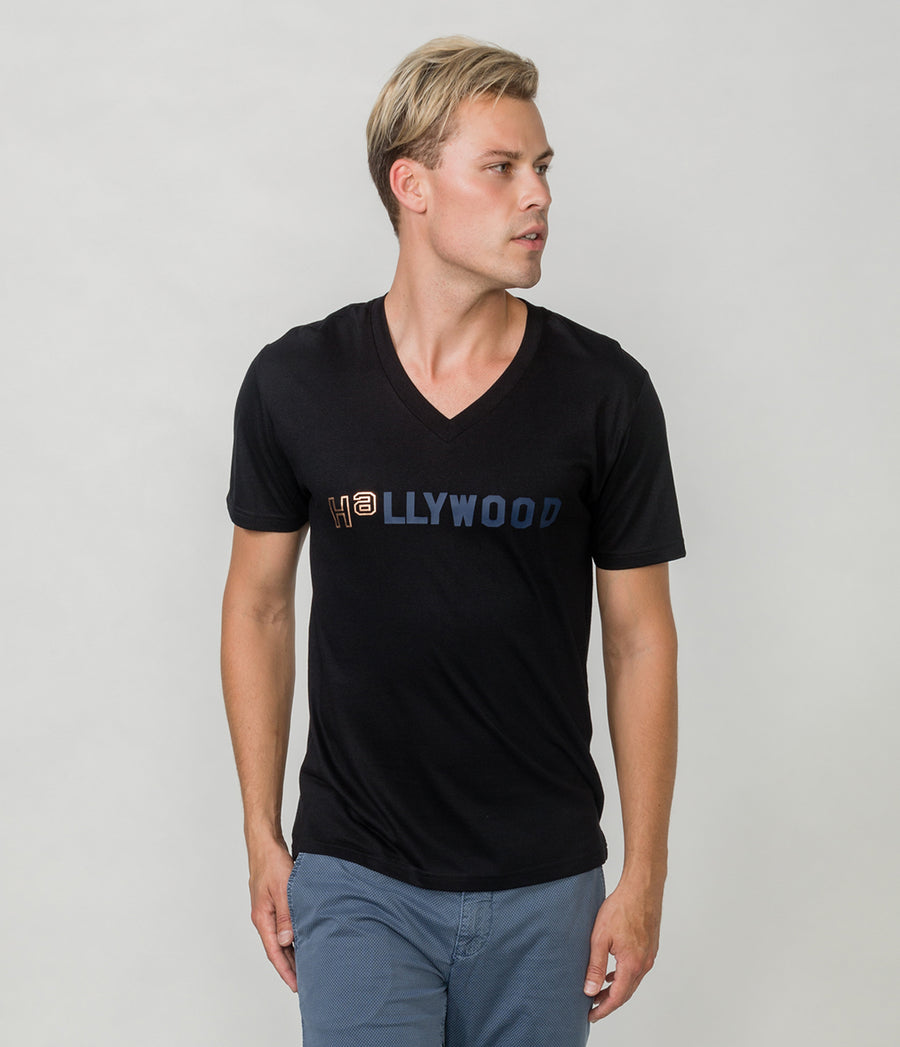 HOLLYWOOD V-NECK