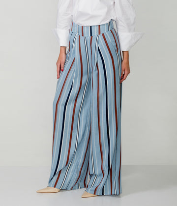 ARDEN WIDE LEG TROUSERS