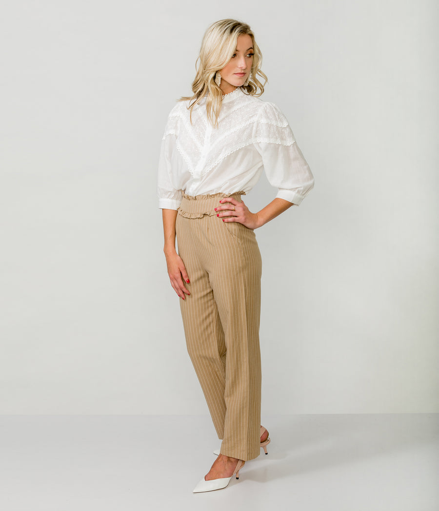 WORKING GIRL TROUSERS