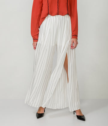 JULES SIDE SLIT PANTS