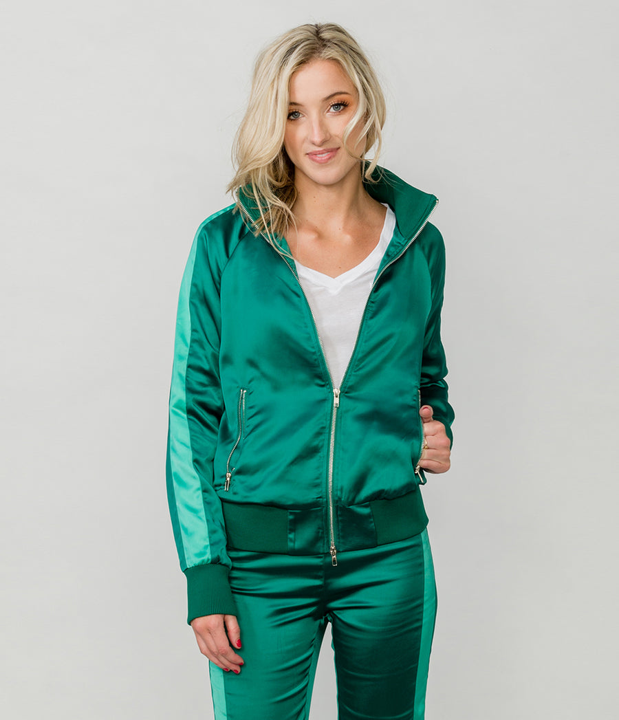 GREEN WITH ENVY BOMBER