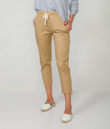 ELEANOR CROPPED PANTS