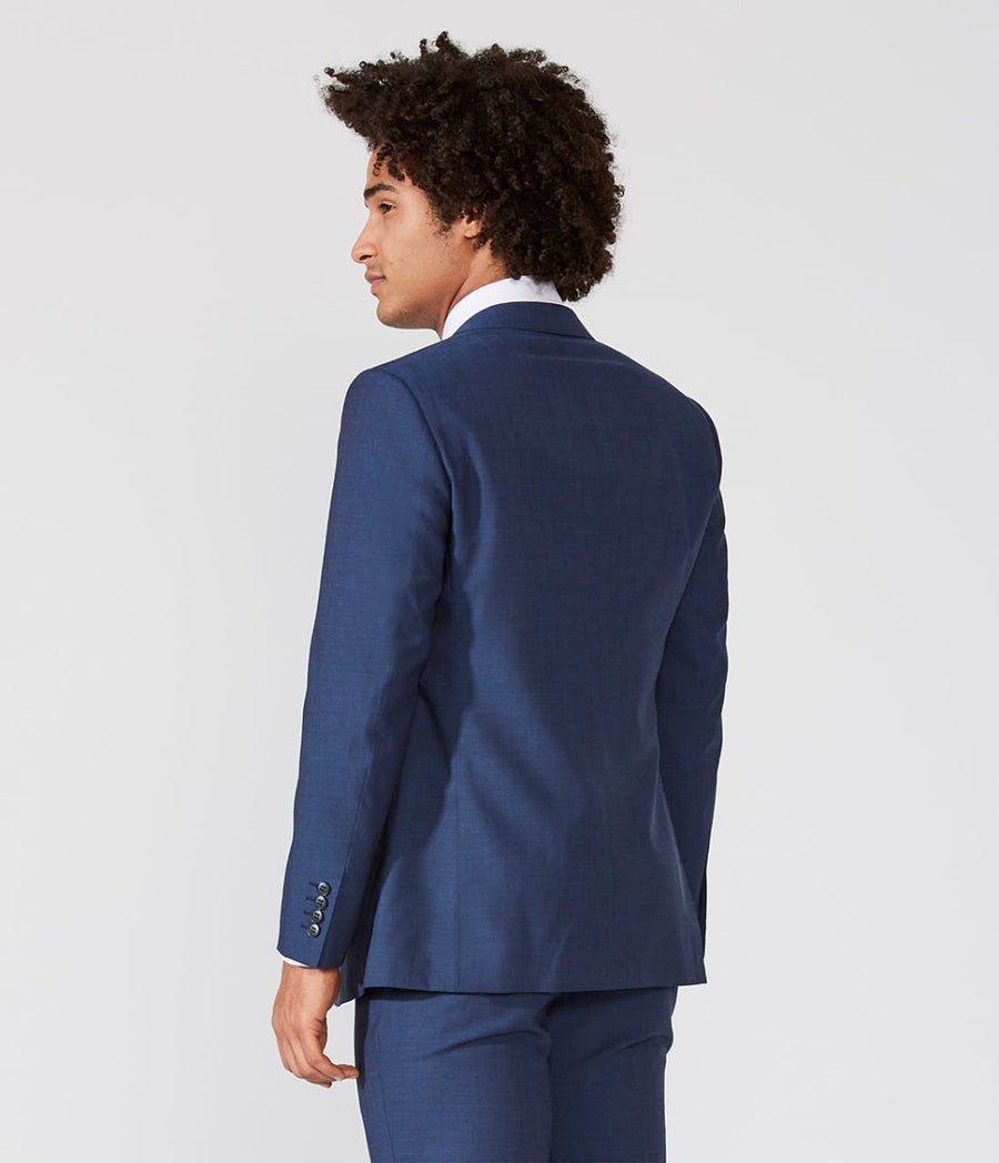 Suit Slim Two Button Super 120 Wool