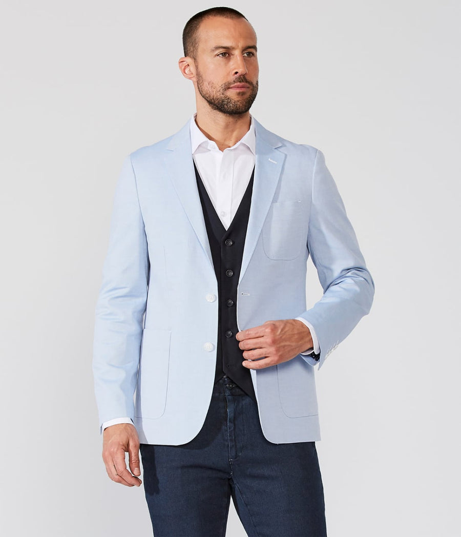 Dress Jacket Dicostructed
