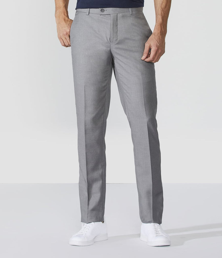 S150 Striped Slim-Fit Trouser