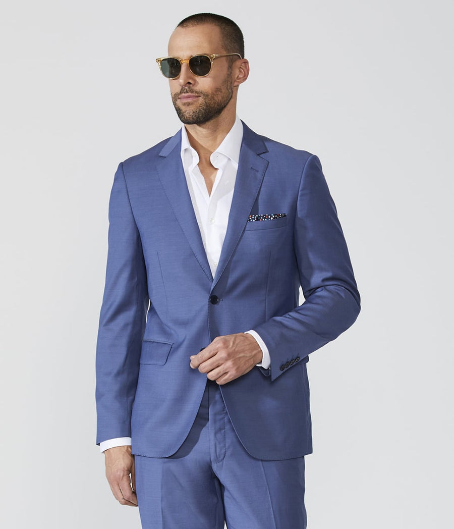 Suit Slim Sartorial Super 150 Wool