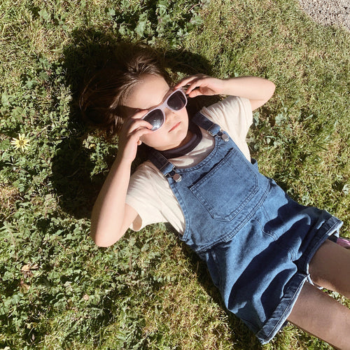 Cherub Rock Denim Overall