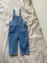 Load image into Gallery viewer, Teen Spirit Denim Overall